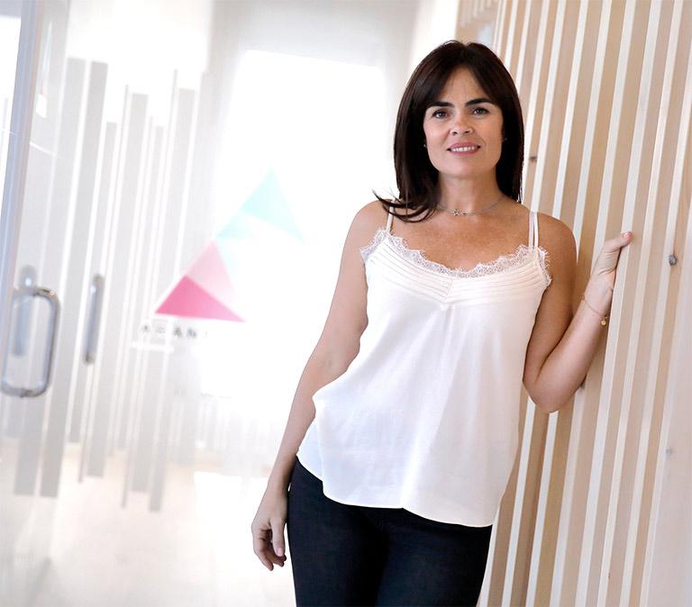 Arantxa Ezcurdia, dietista y nutricionista