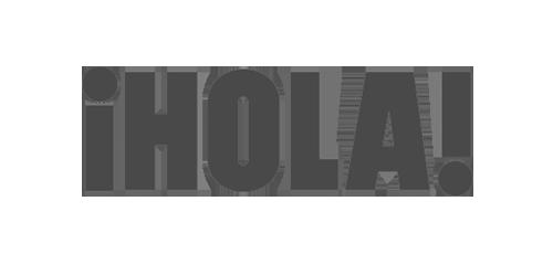 Arantxa Ezcurdia en la revista HOLA