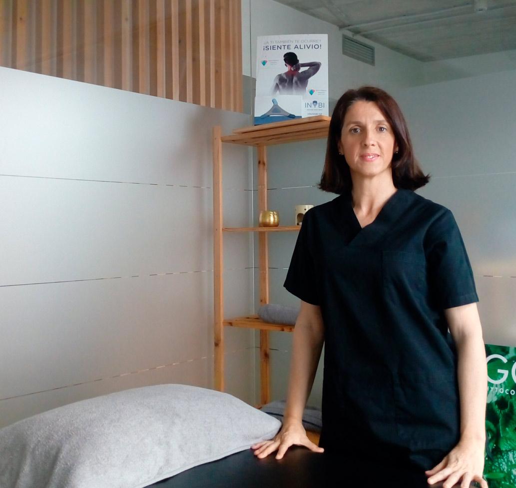 Fisioterapia CconC - Noemí Fernandez<
