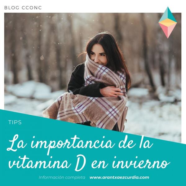 La importancia de la Vitamina D en época de falta de luz