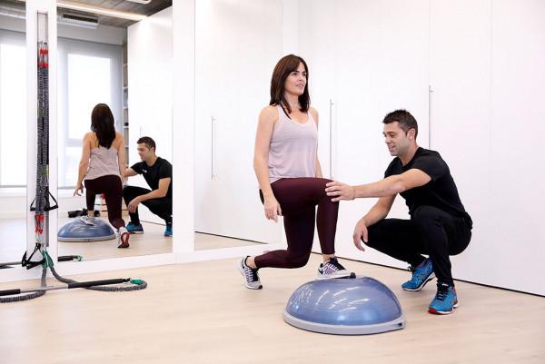 Pilares de una vida saludable, el ejercicio físico y una dieta equilibrada.